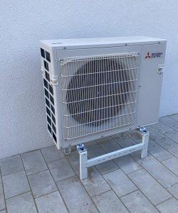 Klimatyzacja multisplit Mitsubishi