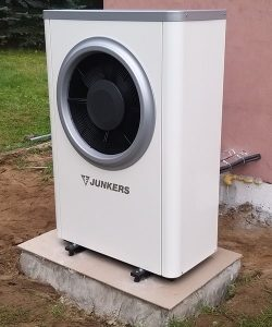 pompa ciepła Junkers – Bosch