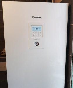 pompa ciepła Panasonic
