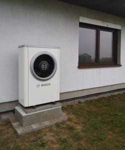 pompa ciepła Bosch