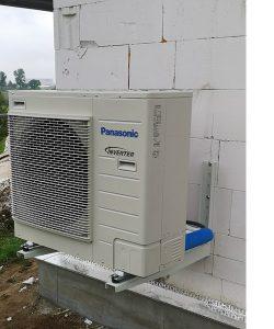 pompa ciepła Panasonic-9Kw